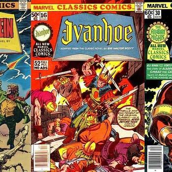 Marvel Drops a Ton of Marvel Classics Comics on Marvel Unlimited