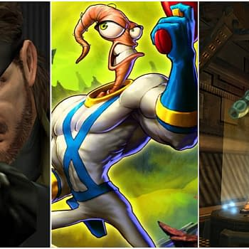 Metal Gear Earthworm Jim &#038 Metroid: 3 Game IPs Ready for Streaming