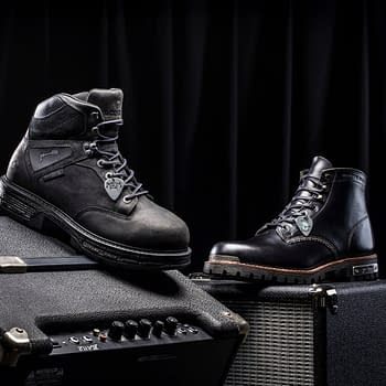 Metallica Teams Up With Wolverine Boots To Benefit Trade Schools
