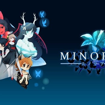 DANGEN Entertainment Reveals Minoria Will Be Coming In September
