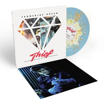 Mondo Music Release Of The Week: The Thief Soundtrack