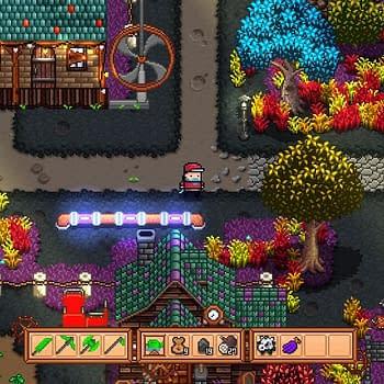 Merge Games Reveals Their New Farming RPG Monster Harvest
