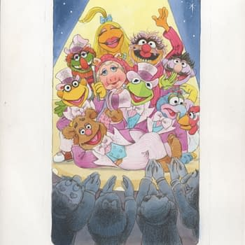 Adorable Artwork Of The Muppets Is On Auction On ComicConnect