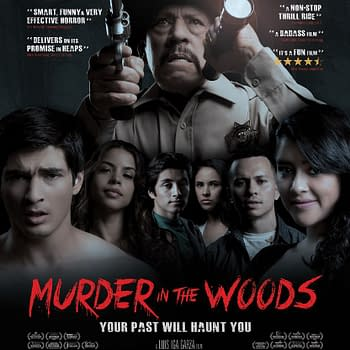 Watch The Trailer For Horror Film Murder In The Woods Right Here