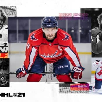 NHL 21 Reveals Cover Athlete & Release Date With A Trailer