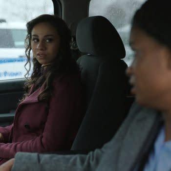 Jahkara J. Smith as Maggie Leigh, Ashley Romans as Tabitha Hutter- NOS4A2_Season 2,Episode 8-Photo Credit:amc