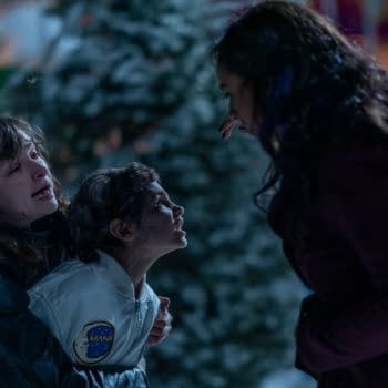 A scene from the season 2 finale of NOS4A2 (Image: AMC Networks)