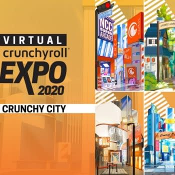 CrunchyRoll's Virtual Expo For 2020 Is This Weekend