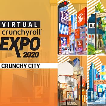 CrunchyRolls Virtual Expo For 2020 Is This Weekend