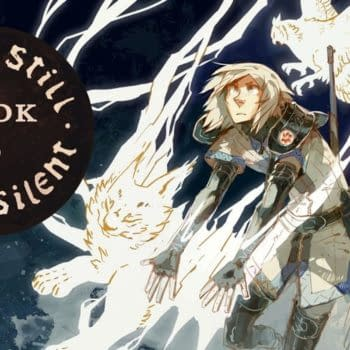 Nordic Fantasy Webcomic Stand Still. Stay Silent. Storms Kickstarter