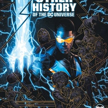 John Ridleys Other History Of The DC Universe Scheduled For November