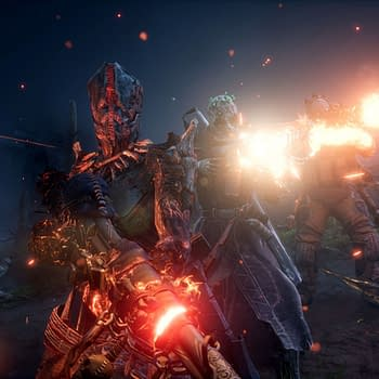 Square Enix Reveals Technomancer Class For Outriders