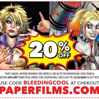 Jimmy Palmiotti Promotes POP KILL and Gives Bleeding Cool 20% Off
