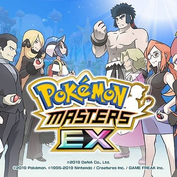 Pokémon Masters EX Celebrates The Games One-Year Anniversary