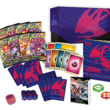 Pokémon TCG Launches Sword &#038 Shield—Darkness Ablaze Expansion
