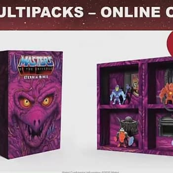 Masters of the Universe Power Con 2020 Mattel Reveals &#8211 Eternia Minis
