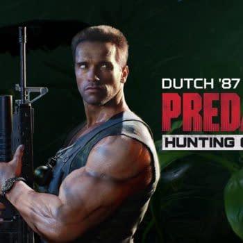 Dutch '87 Arrives in Predator: Hunting Grounds Next Week