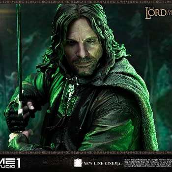 Lord of the Rings Aragorn Leads the Army of the Dead with Prime 1