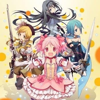 Puella Magi Madoka Magica Omnibus Brings Dark Magical Girls to Manga