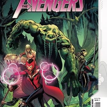 Empyre: Avengers #2: Who Dies in the Savage Land