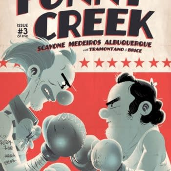 Funny Creek #3 Review: