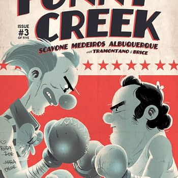 Funny Creek #3 Review: An Emotional Parable of Escapism
