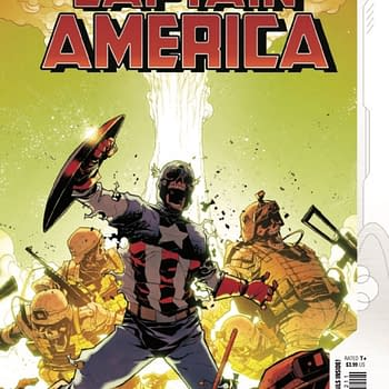 Empyre: Captain America #2 Review: Johnson Should Write the Main Title
