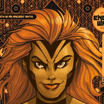 Engineward #2 Review: A Mythology-Heavy Second Issue