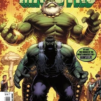 Maestro #1 Review: A Grim Future for Both Hulk and Humanity