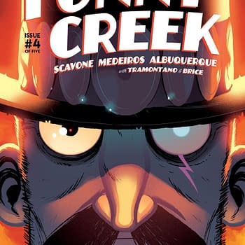 Funny Creek #4 Review: A Fun Emotional Comic With Stunning Colors