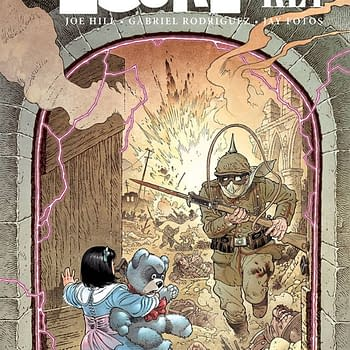 Locke &#038 Key: …In Pale Battalions Go… REVIEW: A Worthy Addition