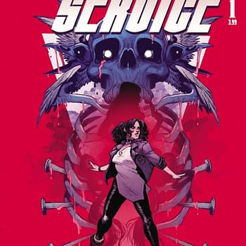 Shadow Service #1 Review: A Witchy Private Investigator