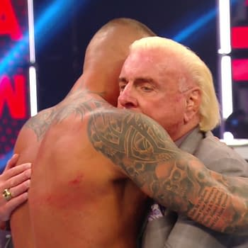 WWE Raw Report: The Assassination of Ric Flair by Coward Randy Orton