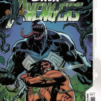 Empyre: Savage Avengers #1 Review: A Conan and Venom Team-ip