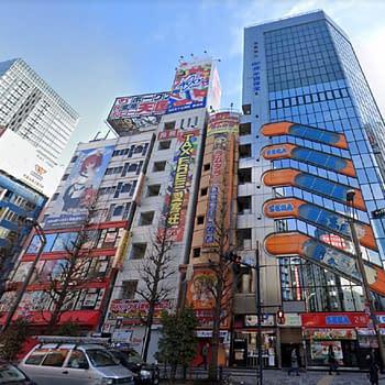 The SEGA Arcade In Akihabara Is Shutting Down This Month
