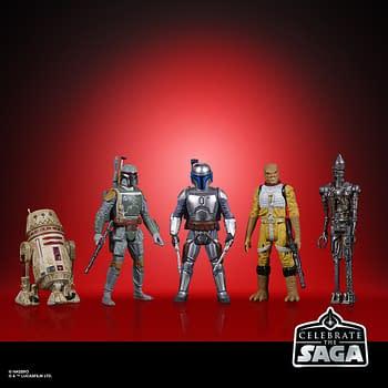 Hasbro Announces Star Wars: Celebrate the Saga Multi Figure Packs