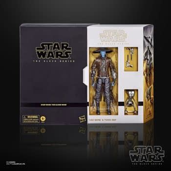 Star Wars: The Black Series Cad Bane Revealed by Hasbro