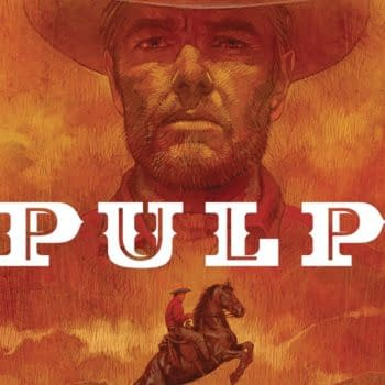 Ed Brubaker and Sean Phillips' Pulp Sells Out Through Amazon