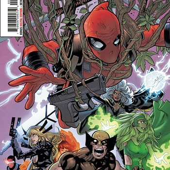 The cover to Deadpool #6