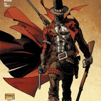 Spawn's Comic Book Sales Jump Up 25%