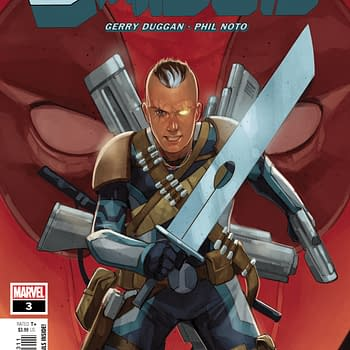 The Cable/Deadpool Reunion We Didnt Know We Needed &#8211 Cable #3 [XH]