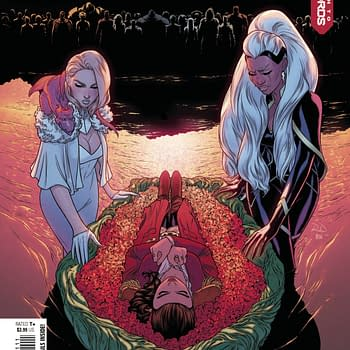 Overly-Decompressing Kate Prydes Resurrection &#8211 Marauders #11 [XH]