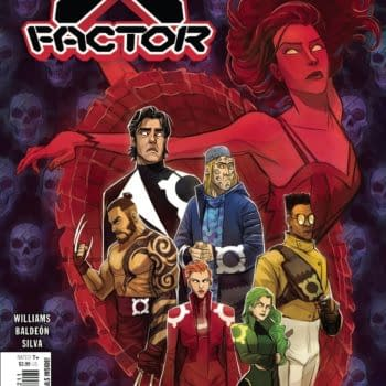 The cover to X-Factor #2