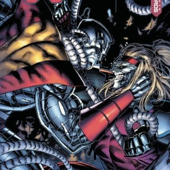 The cover to X-Force #11.
