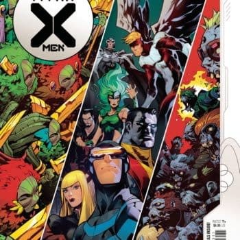 The cover to Empyre: X-Men #3.