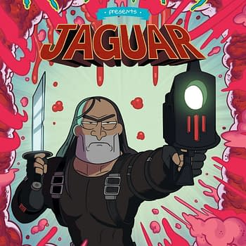 Rick &#038 Morty Presents Jaguar in Oni/Lion Forge November 2020 Solicits