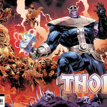 Thor And Venom Continue To Dominate Advance Reorders