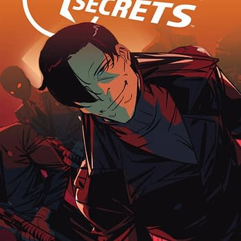 Seven Secrets #1 Sells Out Again But Is The 3rd Printing Gone Too