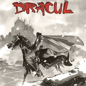 Andrea Muttis Vlad Dracul Gets Second Printings Of #1 and #2