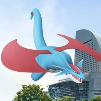 Salamence Raid Guide: How to Counter This Dragon in Pokémon GO